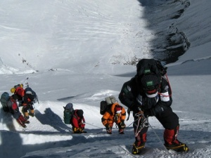 Do You Have What it Takes to Climb Mount Everest?