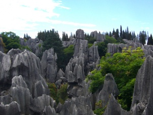 Why China's Yunnan Stone Forest is a Mystical Land Like No Other