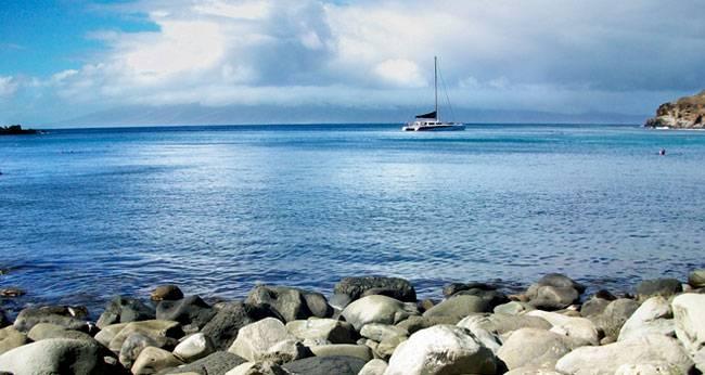 Honolua Bay Maui Hawaii USA