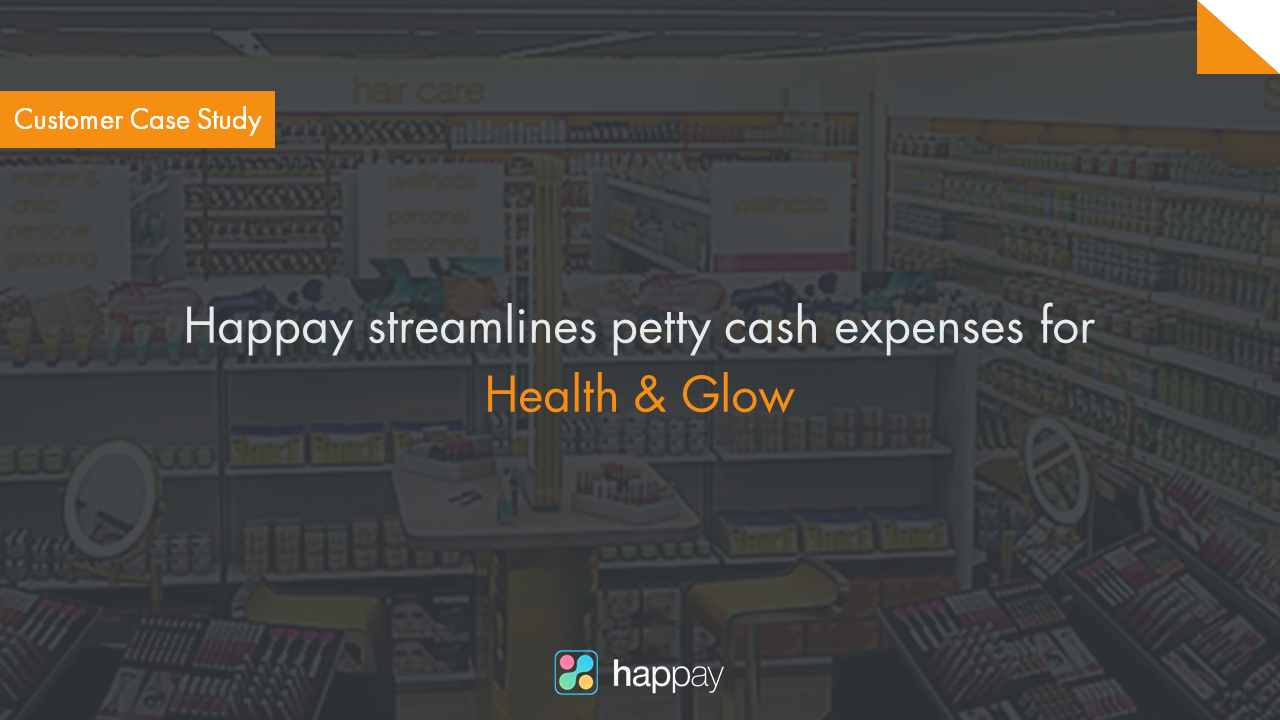 Business Prepaid Card for Employees, Happay Health and Glow