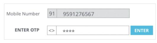 Happay Enter Mobile Number