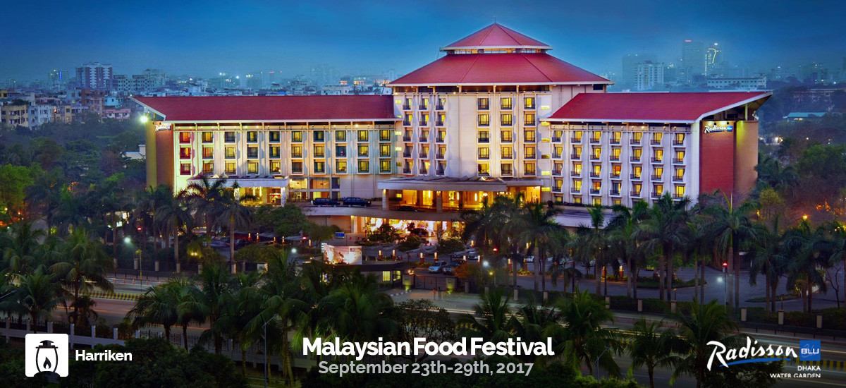 Malaysian Food Festival from September 23, 2017