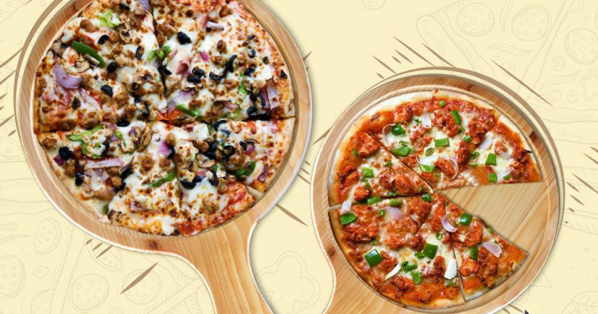 Order One Large Pizza Get A Medium BUFFALO CHICKEN PIZZA (New) FREE