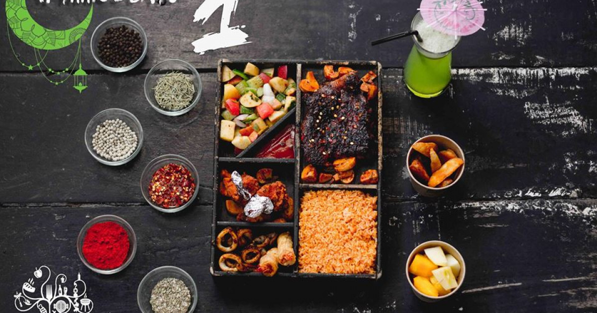 Tree House Bento Box Offer 1