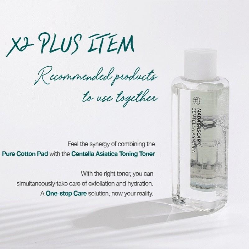 Pure Cotton Pad (60pc)