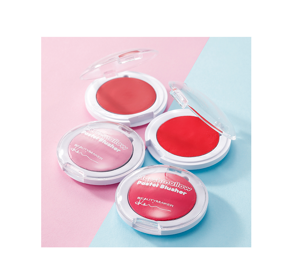Marshmallow Pastel Blusher #Cherry