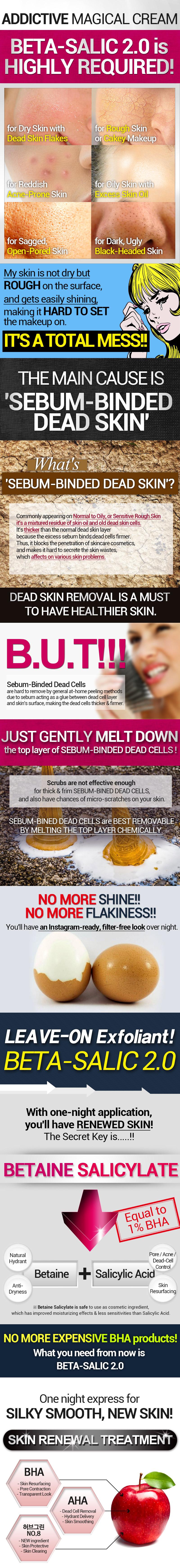 Beta Salic 2.0 cream