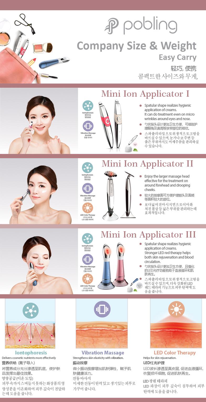 Mini Ion Applicator 3