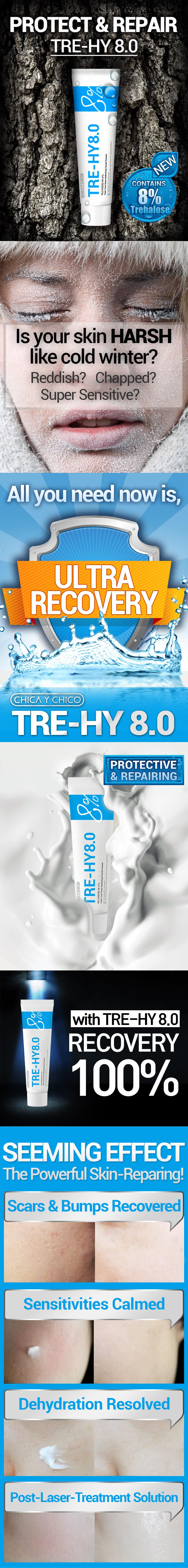 Tre-Hy 8.0 30ml