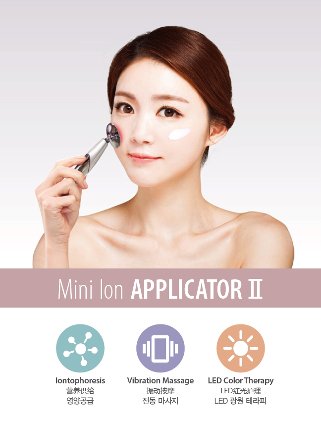 Pobling Ion Applicator 2 (White)