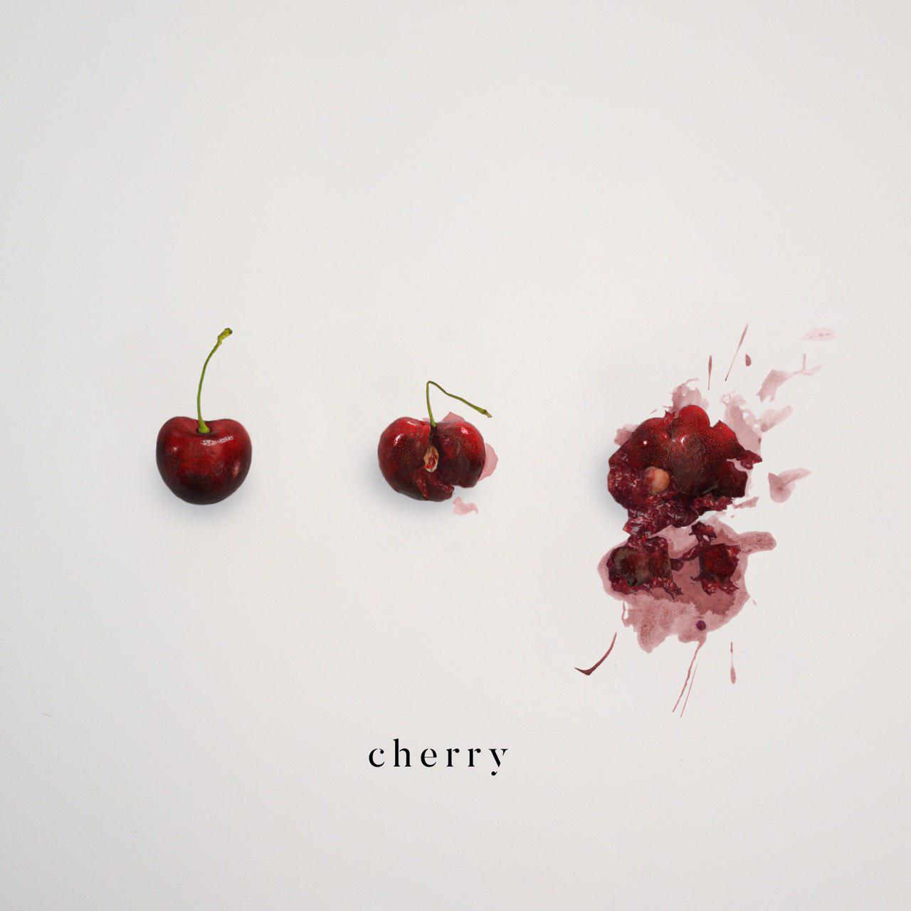 Cherry single art