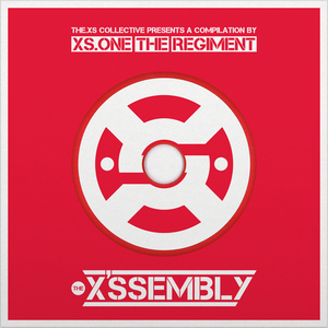 The x'ssembly red vinyl cd  1440px