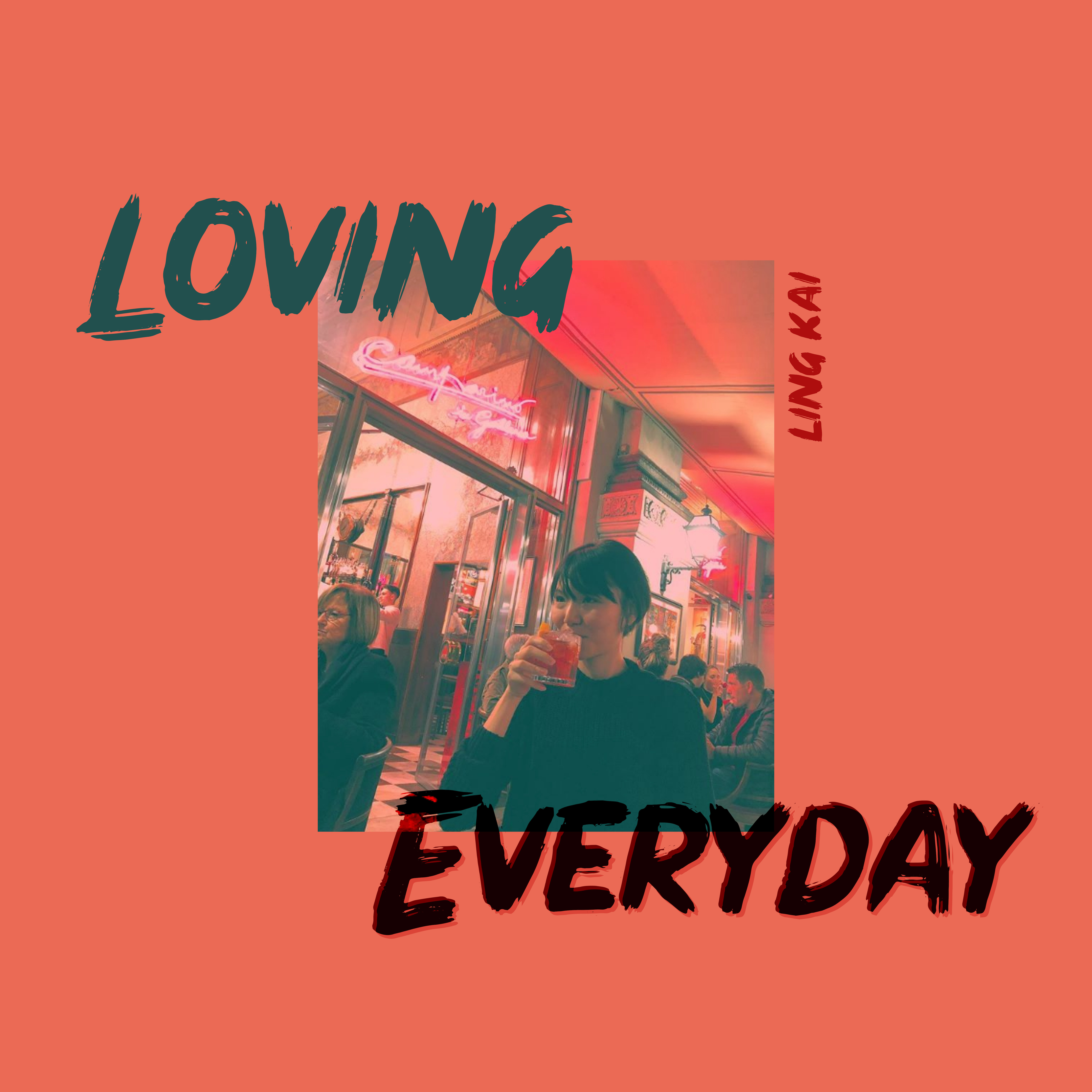 Lingkai   loving everyday album cover