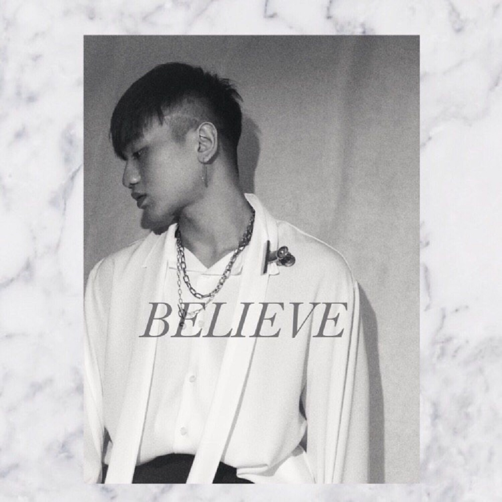 Believe cover