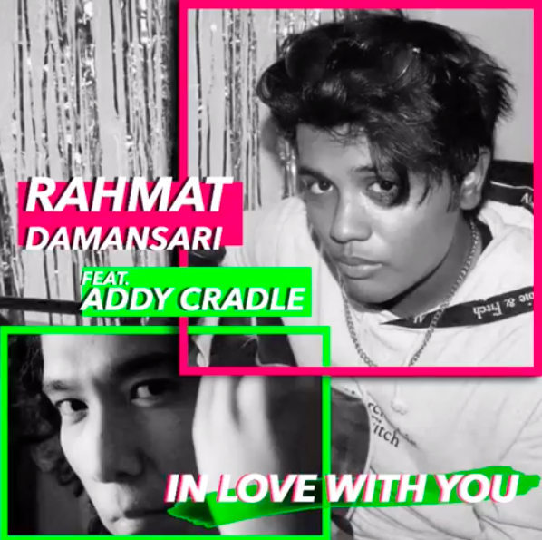 Rahmat damansari in love with you