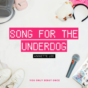 Cover art   song for the underdog %28single%29