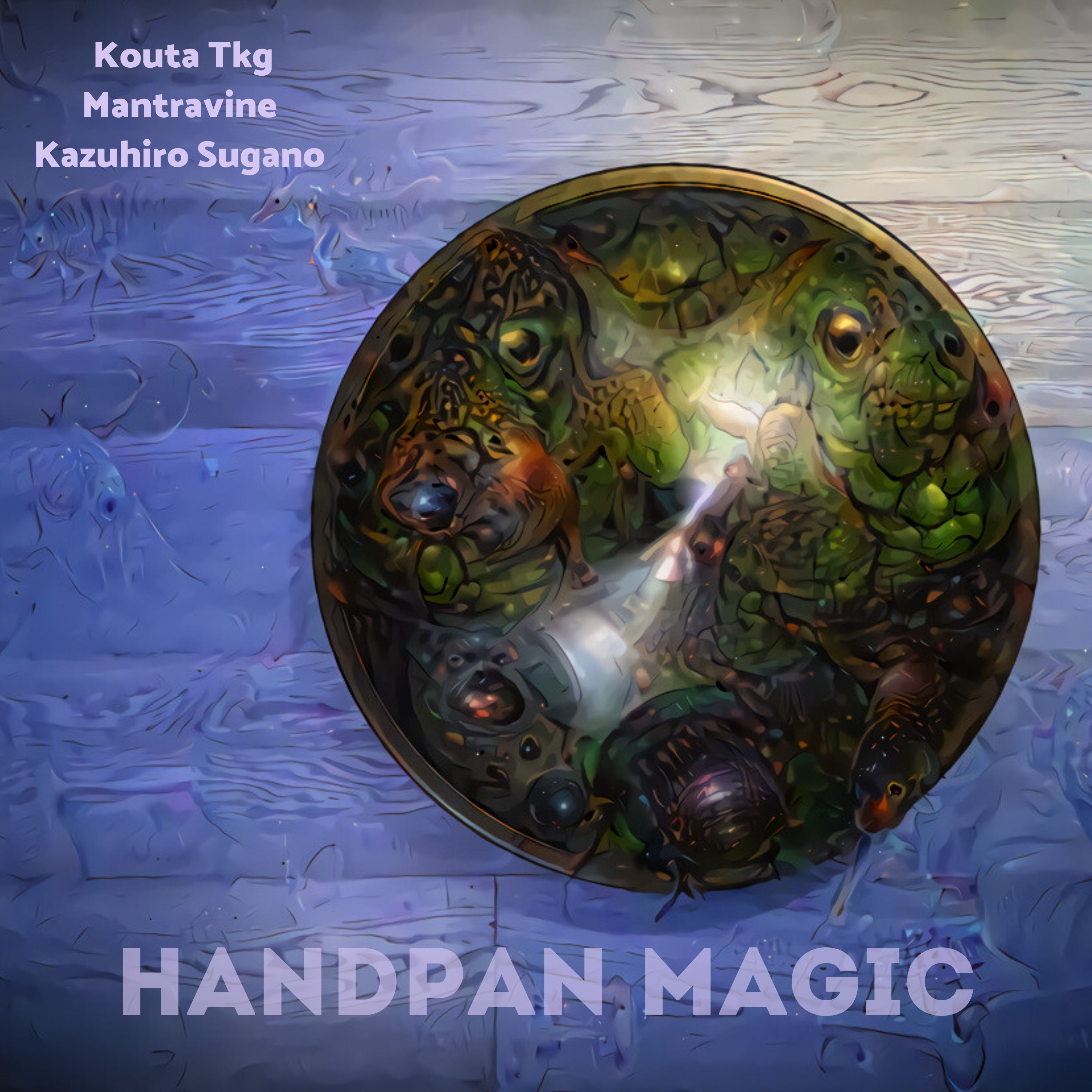 Handpan magic