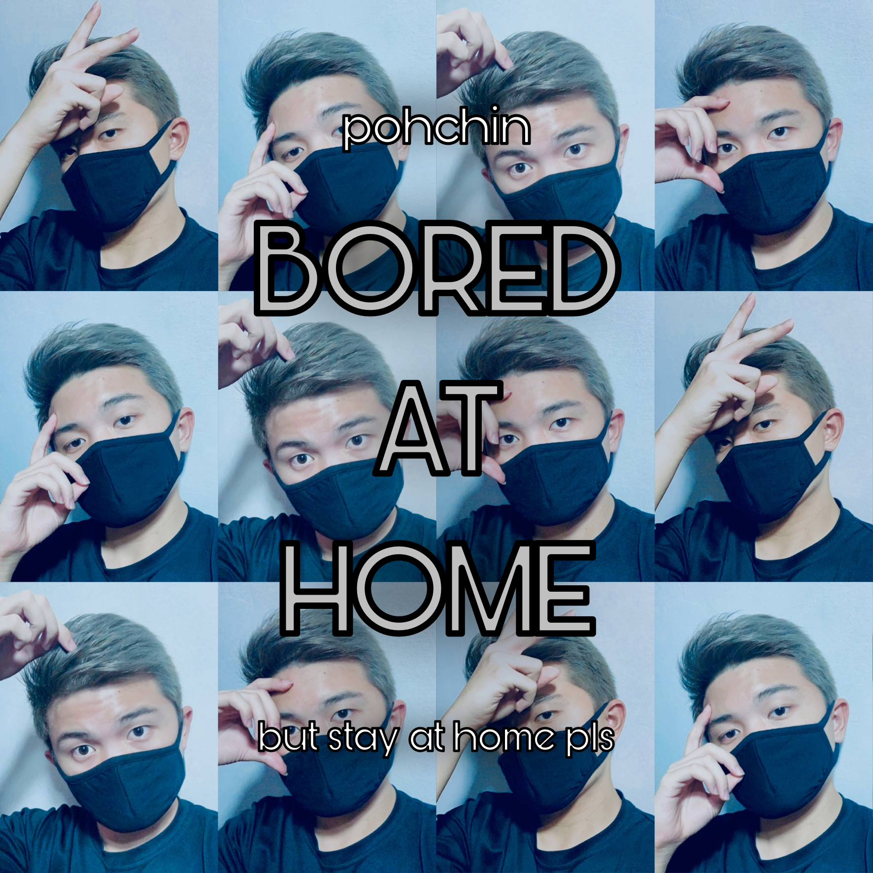 Bored at home cover