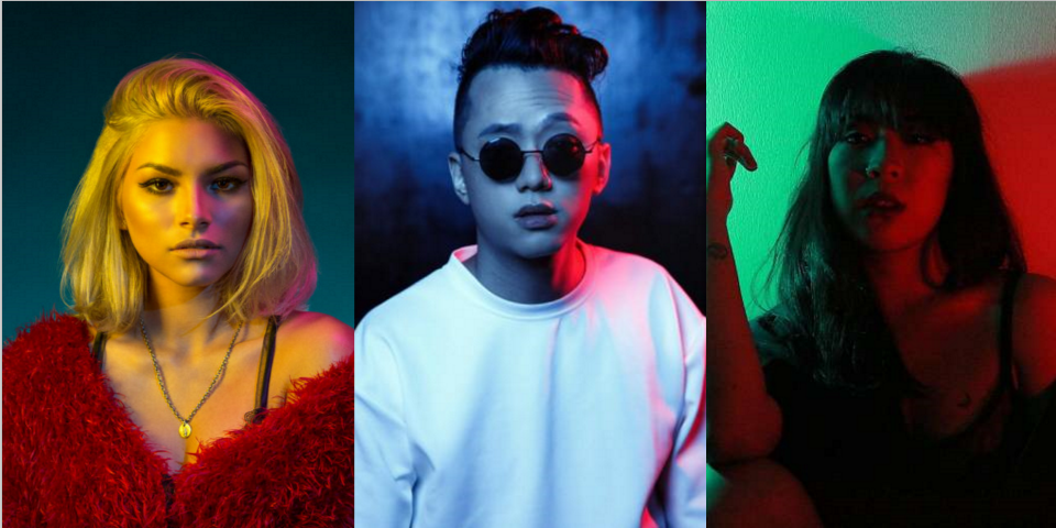 Immerse yourself in this playlist of essential Singaporean R&B