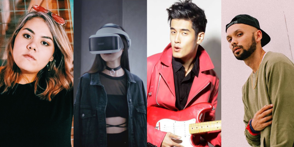 What Singaporean music best fits your personality? Take our quiz and find out
