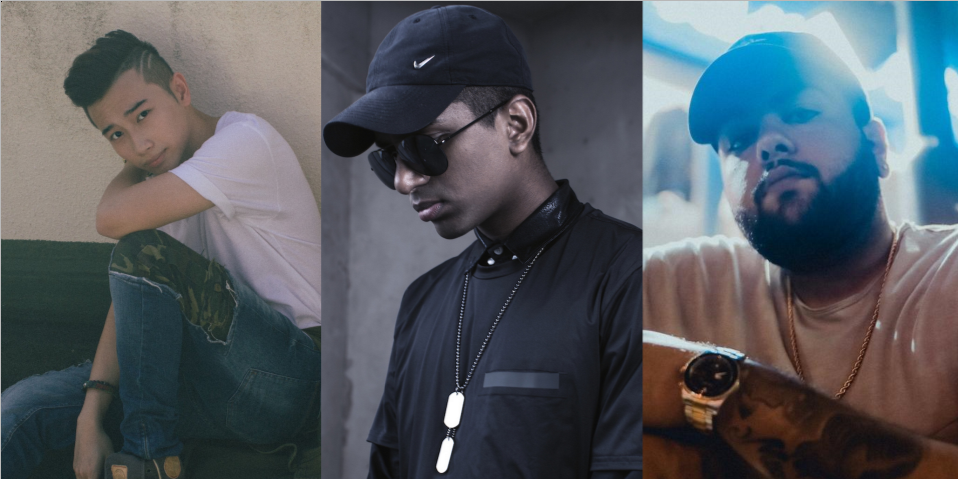 Hip-hop acts on the way up this year