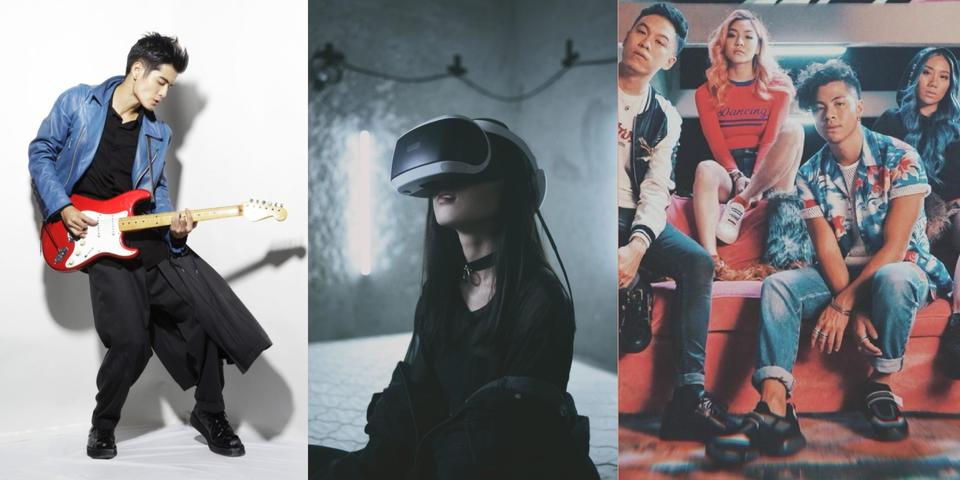 From metal to Mandopop, here's new music from January to March 2018