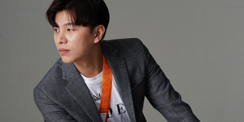 Gen Neo steps out: the producer-turned-singer talks Korean and Chinese pop, and what he's up to next