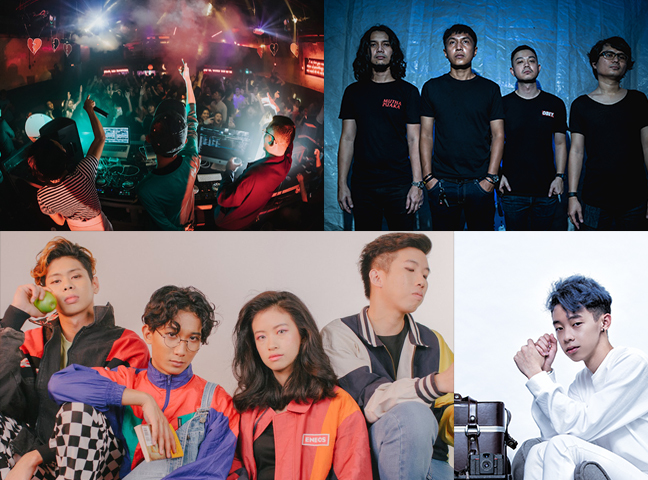 Baybeats 2018 boasts an exciting line-up with names like Caracal, Force Vomit and EMONIGHTSG