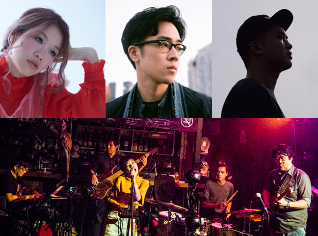 Four local acts will represent Singapore at BIGSOUND 2018, Australia's leading music industry conference