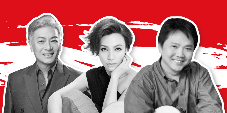 Dick Lee, Kit Chan and Dr. Sydney Tan tell the story of Singapore's most beloved song 'Home'