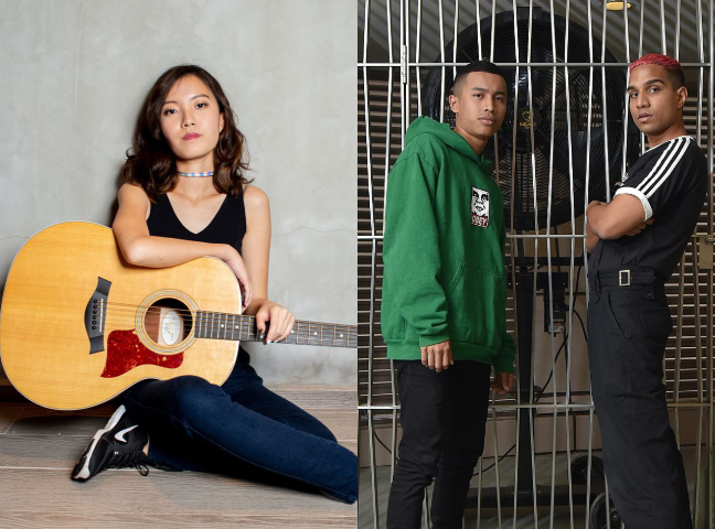 Rising acts to catch at Baybeats this year