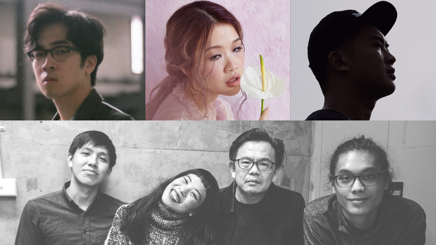 Get to know the four Singaporean acts playing at BIGSOUND 2018