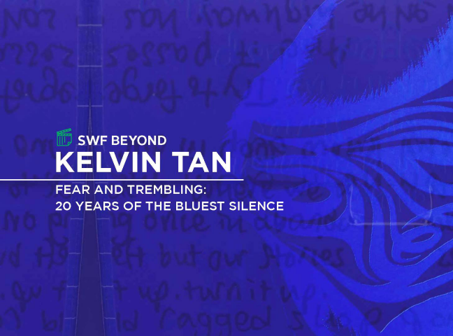 Revisit Kelvin Tan's seminal solo album The Bluest Silence at the Singapore Writers Festival