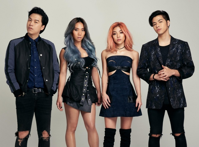 The Sam Willows will perform a special charity Christmas show for the Children's Cancer Foundation