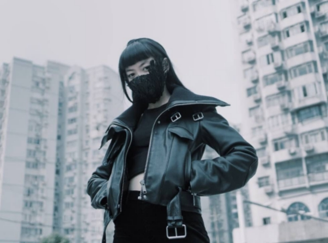 Jasmine Sokko makes it to the finals of Chinese electronic music reality show, Rave Now