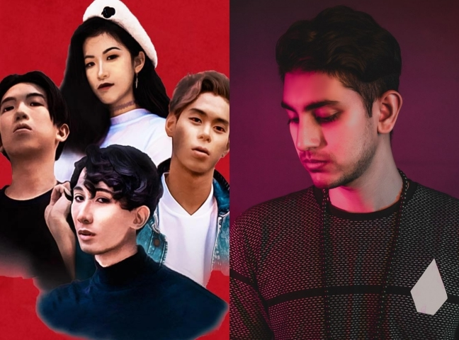 Singapore music track reviews: Disco Hue, Zeeaura, Shahrizal, SAYVERE, Pandasaurs, KHAi, Foxela, Amni Musifirah, Obviously We!, Sam Driscoll, Jason Ling, Made With Monsters, Sasha M, Ling Kai and Din's List