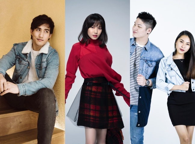 Boon Hui Lu, Marcus Lee and Cold Cut Duo to perform at first-ever UFM100.3 x Hear65 Presents: LIVE from the Lion City
