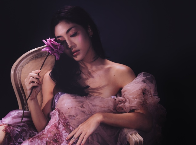 The Sam Willows' Narelle Kheng releases sombre new single, 'Outta My Head'