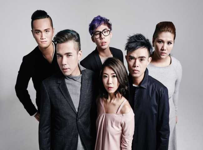 MICappella goes full-on Oriental in their latest music video for 'I Want Your Love'