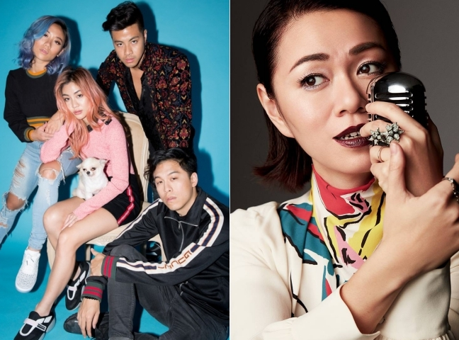 The Sam Willows release Mandarin version of '《无言》Say So' with Joanna Dong