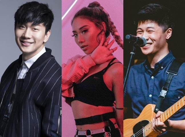 Singapore Music Reviews: RRILEY, JJ Lin, LEW, Soph T., Ken Loh, Firefly Search Party, thecolorfractal, pretty havoc., Deliciious, Fahmy, the Mc, Parinzoia, LATRO, Opus Renegade, Darryl Sim, and Daren Yuen