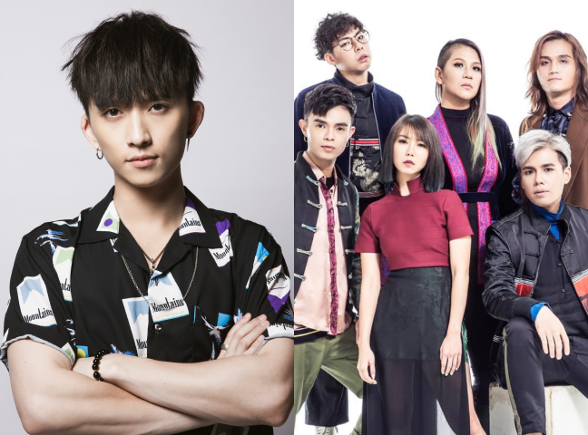 TGIF Music Station announces upcoming lineup, including Derrick Hoh, Qiu Feng Ze, MICappella and more