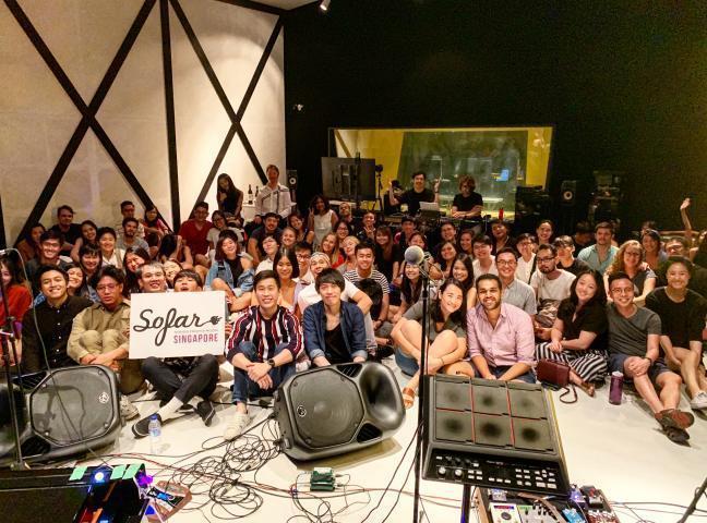 Sofar Sounds Singapore announces date of next secret show