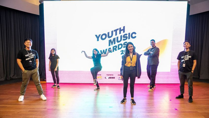 Highlights of the *SCAPE Invasion Youth Music Awards 2020