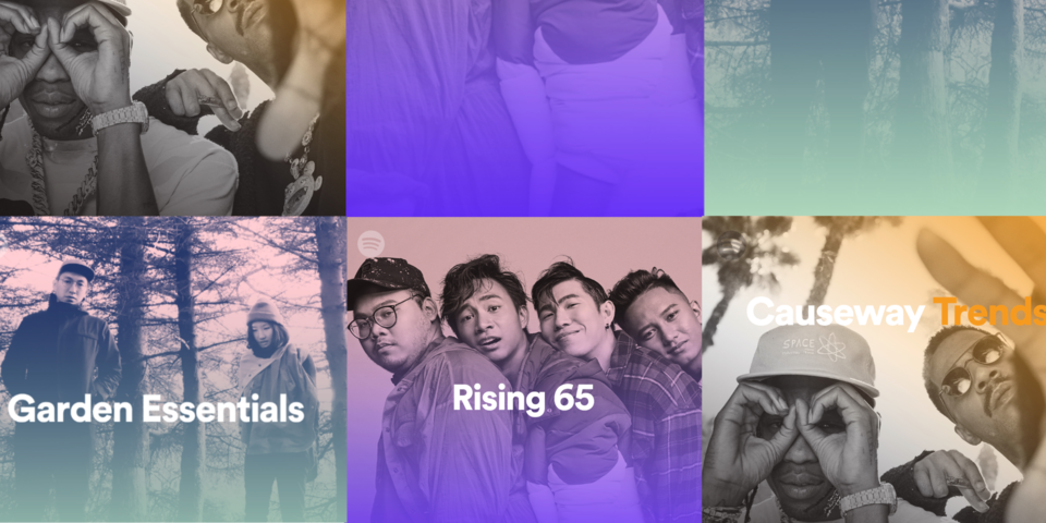 Spotify revamps Singaporean music playlists for you to feel at home with