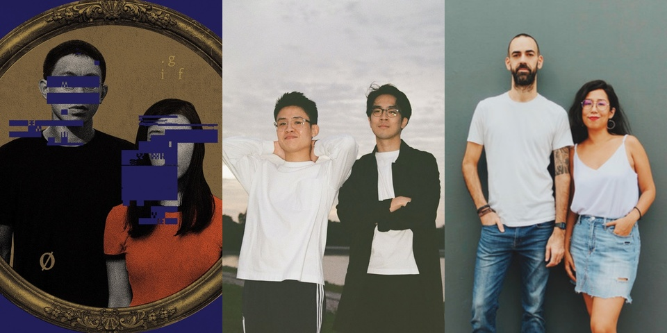 Hear65 Music Reviews: New Releases from .gif, Charlie Lim & Gentle Bones, Soulful Ghosts, and more