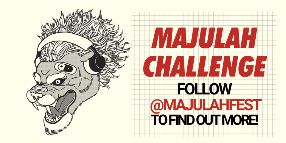 Put your own spin on original Singaporean songs in the newly launched Majulah Challenge