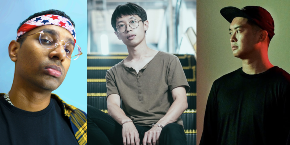 The beat's about to drop - REM!X presents livestream challenge with Singaporean music producers
