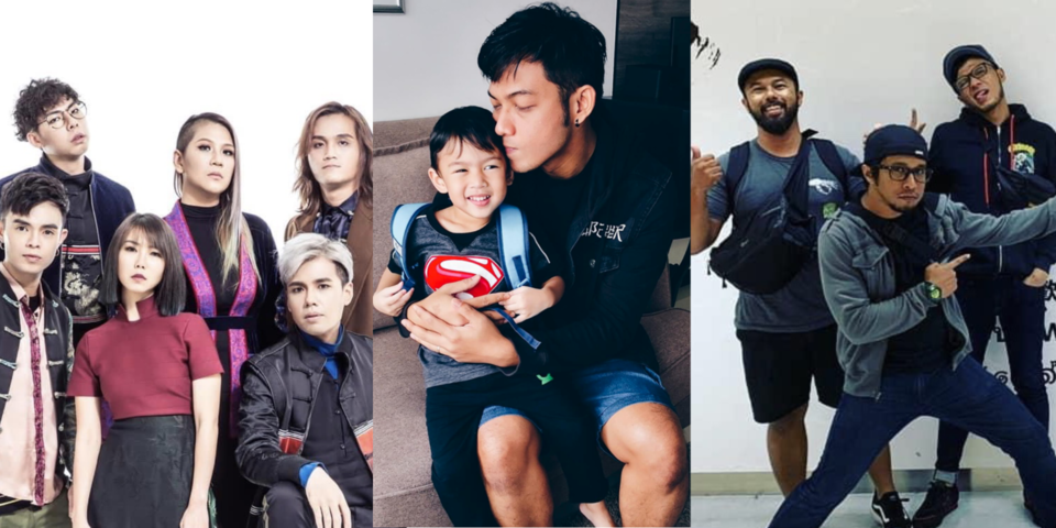 Musicians by day, dads by life: Singaporean musicians on being fathers and music being a part of their family
