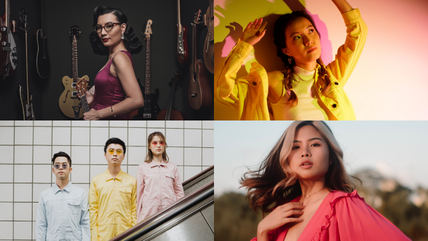 HubbaBubbas, Miss Lou, Marian Carmel and more to perform at online charity concert for underprivileged women